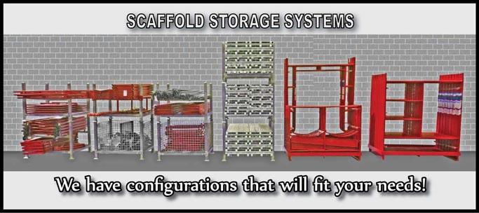 Scaffold Rack Storage System